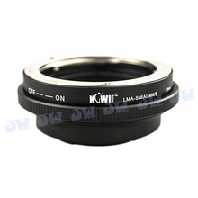KIWIFOTOS MOUNT ADAPTER For Sony Alpha (Konica) Minolta AF Alpha Dynax Maxxum LENS For OLYMPUS M4/3 MICRO 4/3 CAMERA