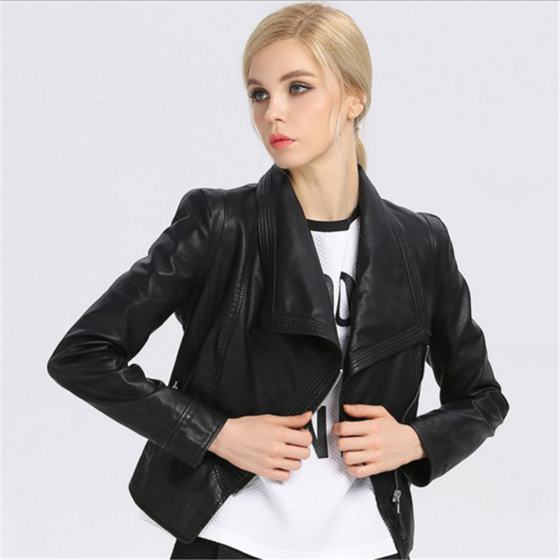 Compare Prices on Best Leather Jackets Women- Online Shopping/Buy ...