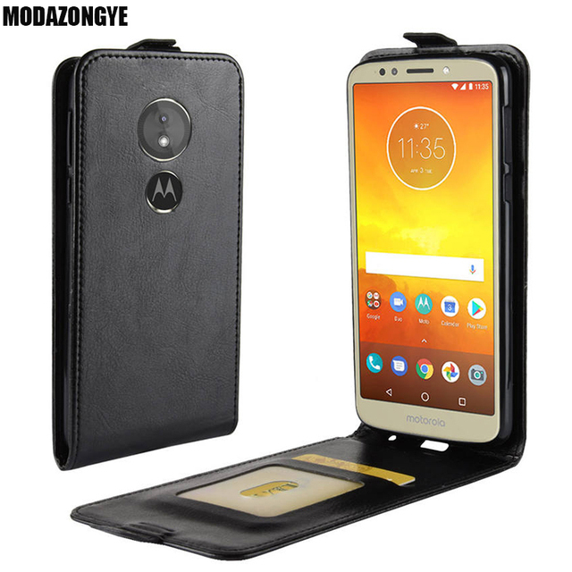 new styles 4841a 02bc4 US $3.78 10% OFF|For Motorola Moto G6 Play Case Moto G6 Play Case PU  Leather Back Cover Phone Case For Motorola Moto G6 Play Case Flip  Protective-in ...