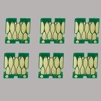 Vilaxh T7811-7816 чип картриджа для FUJIFILM DX100 DX-100 принтер для FUJI DX100 один раз чип