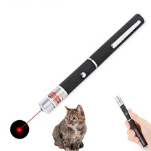 Cats Laser Toy Pointer 5MW Red Light Pen 500M Sight