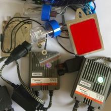 Car Headlight HID Xenon Kit Canbus No Error Ballast H1 H3 H4-3 H7 H11 HB3 HB4 9005 9006 9012 6500k Light Bulb Lamp Auto Headlamp