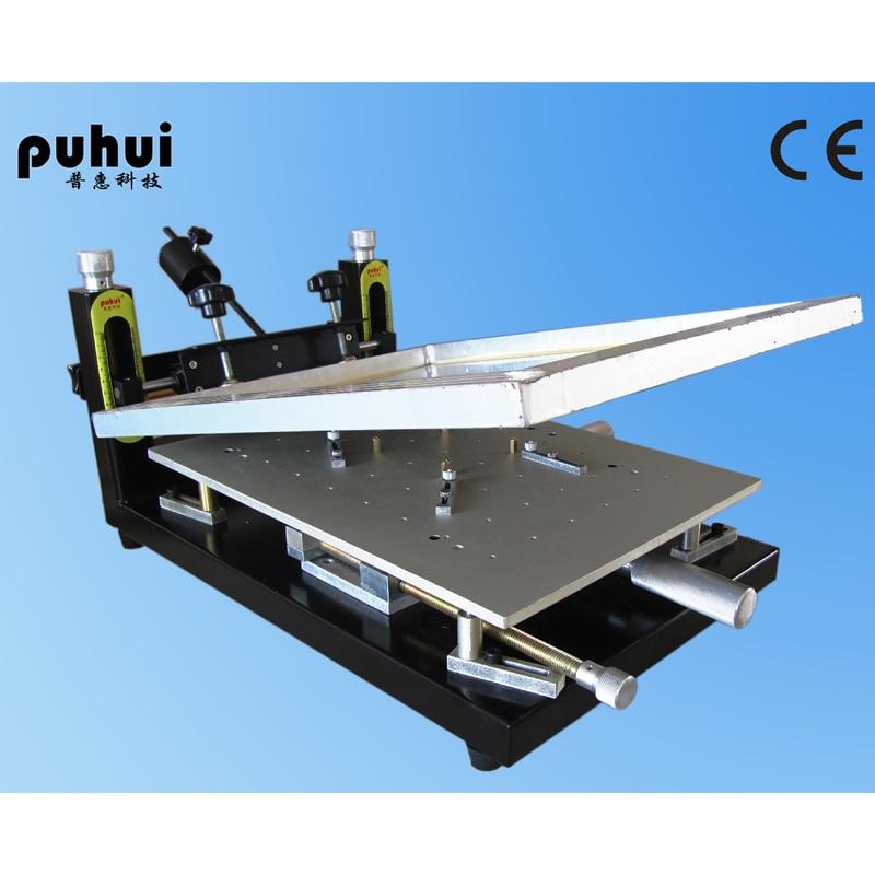 PUHUI nagy pontosságú forrasztó paszta nyomtatott áramköri lapok - Hegesztő felszerelések - Fénykép 2