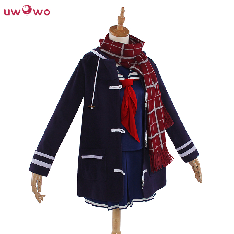 UWOWO Mysterious Heroine X Cosplay Fate Grand Order Game Anime Fate Grand Order Cosplay Mysterious Heroine X  Assassin Costume