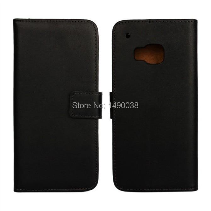 Vysoce kvalitní originální kožené flip pouzdro pro HTC One M9 - Příslušenství a náhradní díly pro mobilní telefony
