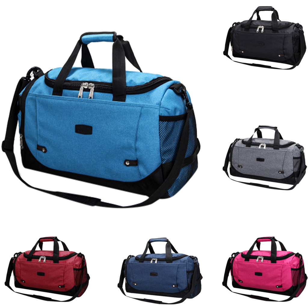 Fashion Bag 2019 Men And Women Large Capacity Fashion Casual Oxford Backpack Outdoor Luggage Bag