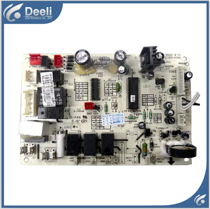 95% new good working for air conditioning motherboard KFR-71LW/DY-S3 control board on sale indoor air conditioning parts mpu kfr 35gw dy t1 computer board kfr 35gw dy t used disassemble
