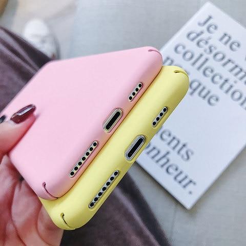 KISSCASE Colorful Anti-fingerprint Hard Case For Huawei Mate 20 Lite 20 Pro 20 10 Lite 10 Case For Honor 8X 10 Lite 10 9 Lite 9 Karachi