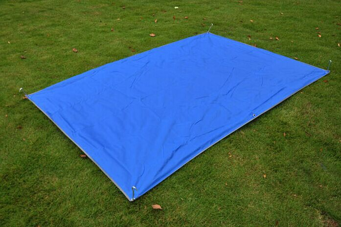 Naturehike double tent oxford fabric tent mats tentorial outdoor c&ing hiking ground sheet picnic rug floor mat 215x150cm-in C&ing Mat from Sports ... & Naturehike double tent oxford fabric tent mats tentorial outdoor ...