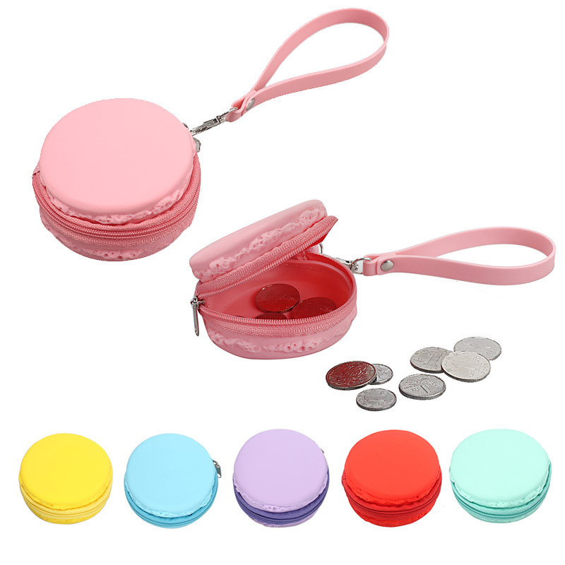 Best Price 2016 New Fashion Women Bags Lovely Lady Small Wallet Silicone Macaron Purse Bag Gift For Women Monedero Porte-monnaie best bags fashion lady 1301 71