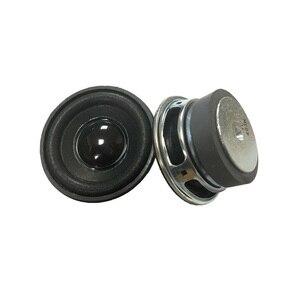 Image 2 - Tenghong 2 Pcs 2Inch Full Range Audio Speakers 4Ohm 3W Bluetooth Draagbare Speaker Voor Robot Reparatie Diy Luidspreker 52 Mm Ronde