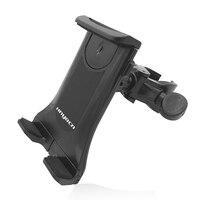 "5 3 3.5 ~ 12"" Bicycle Phone Holder Tablet Mount for ipad 1 2 3 Samsung Pad Universal Adjustable Handle Mount Bike Motorcycle Bracket (2)"