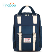 Patchwork Backpack Women Large Capacity Waterproof Backpack Bags For Women