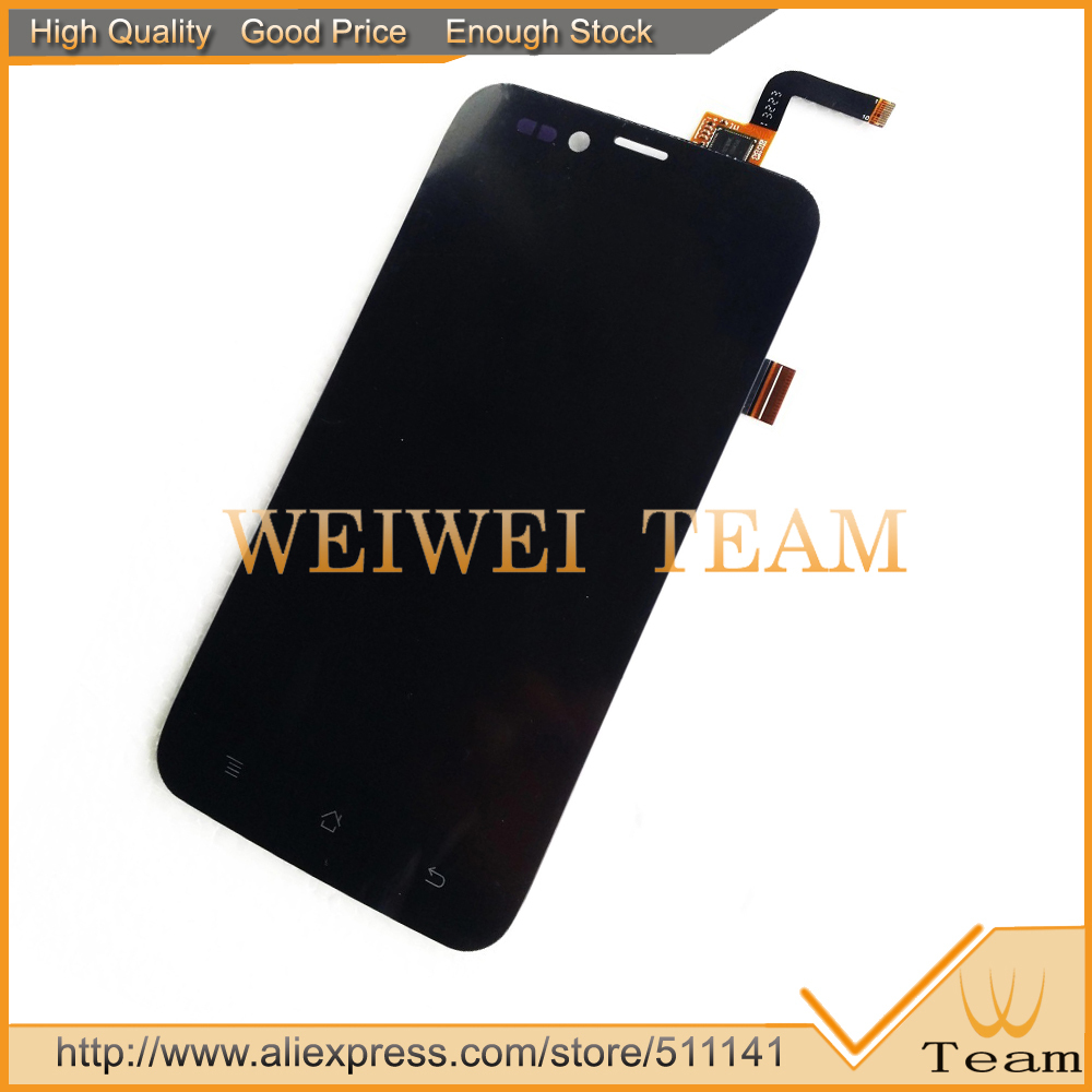 NEW Original ARCHOS 50 Platinum LCD Display Screen With Touch Panel Digitizer Glass For K-touch S5T Repair replacement
