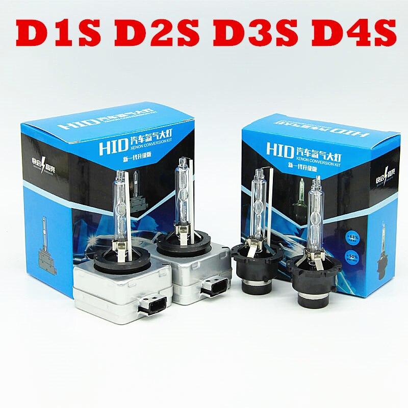 Dianshi 68% more lumen outpute D2S D1S D1R D3S D3R xenon hid car headlight 12v 35w D2R D4S D4R 4300k 6000k 8000k bulb 35w hid xenon bulb d1s d2s d3s d4s auto car headlight replacement kit 12v 4300k 5000k 6000k 8000k 10000k 12000k