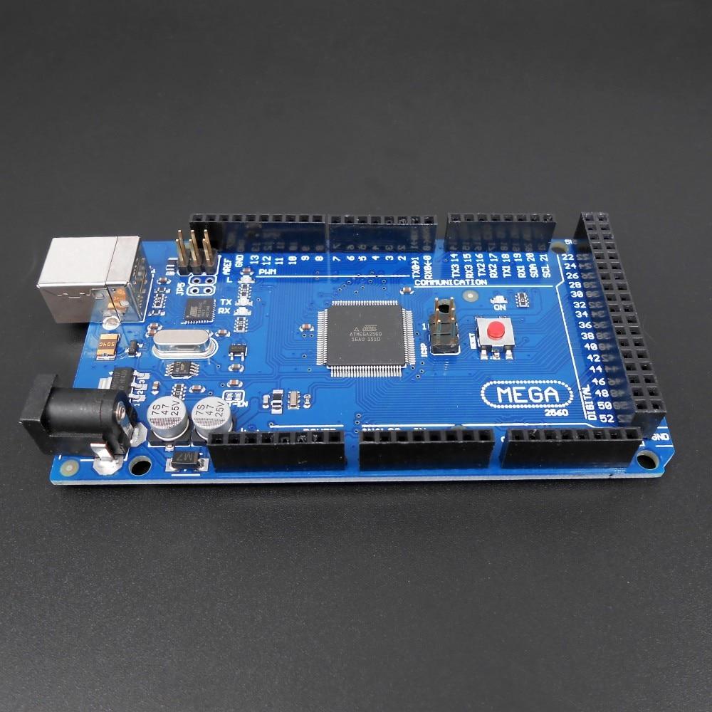 Adeept New ATmega2560 ATMEGA-16U2 MEGA 2560 R3 Board + - Разумная электроніка - Фота 4