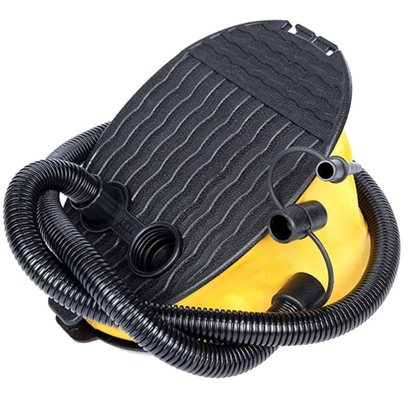 Bellow Foot Pump Inflator Foot  Air Pump Inflator  For Camping Balloon Sleeping Air Bed Yoga Ball Pad Mat Mattress