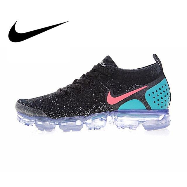 hot sale online 116df d53db NIKE aire VAPORMAX FLYKNIT 2,0 Original auténtico Mens Zapatos de deporte  al aire libre
