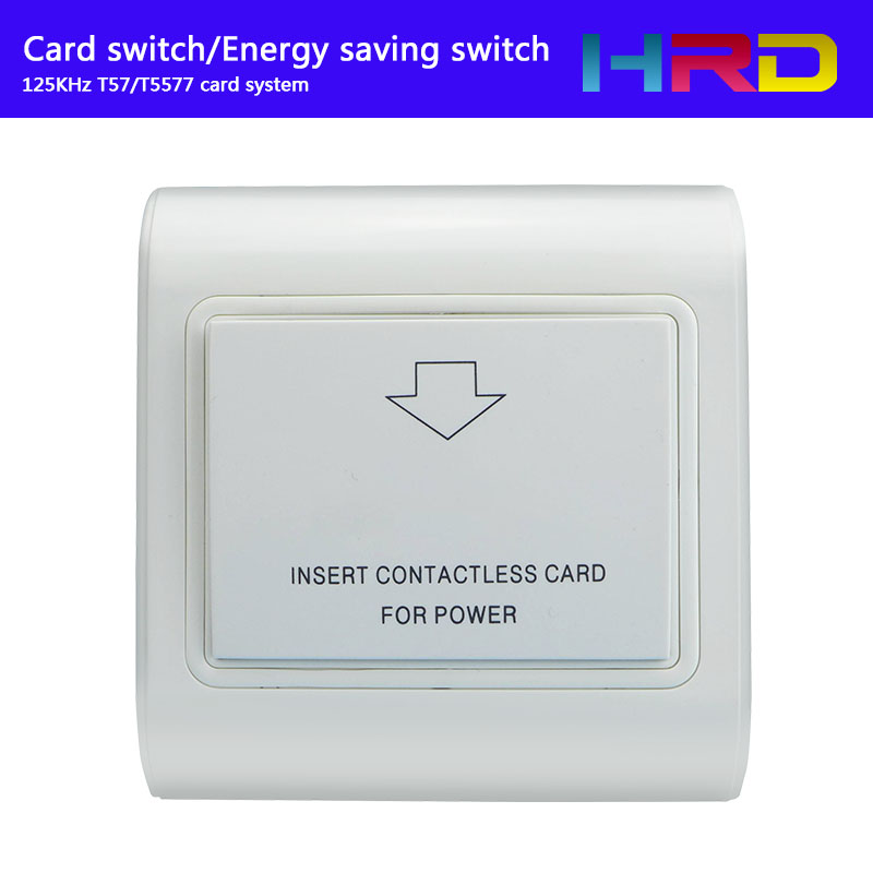 Back To Search Resultssecurity & Protection Access Control Accessories Silver Color Panel Hotel Card Switch Insert Promixity Keycard Rfid Card To Take Power 125khz T5577 T57 Type Chip Induction Sales Of Quality Assurance