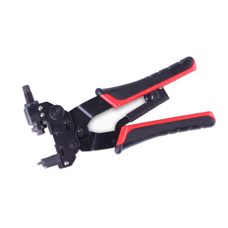 Compression crimping tool for coaxial cable RG6, RG59 CATV F, BNC, RCA connectors Compression Crimping plier crimper LS-DE156