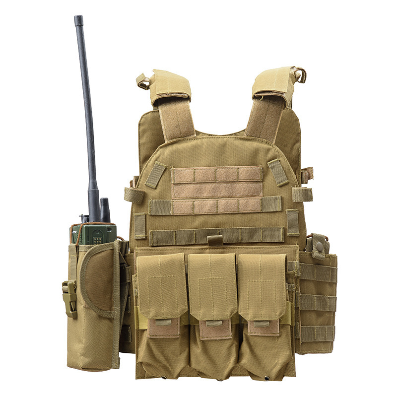 Tactical Vest Outdoor CS Wargame Shooting Hunting Combat Vest Military Hunting Equipment Paintball Airsoft Protection Vest