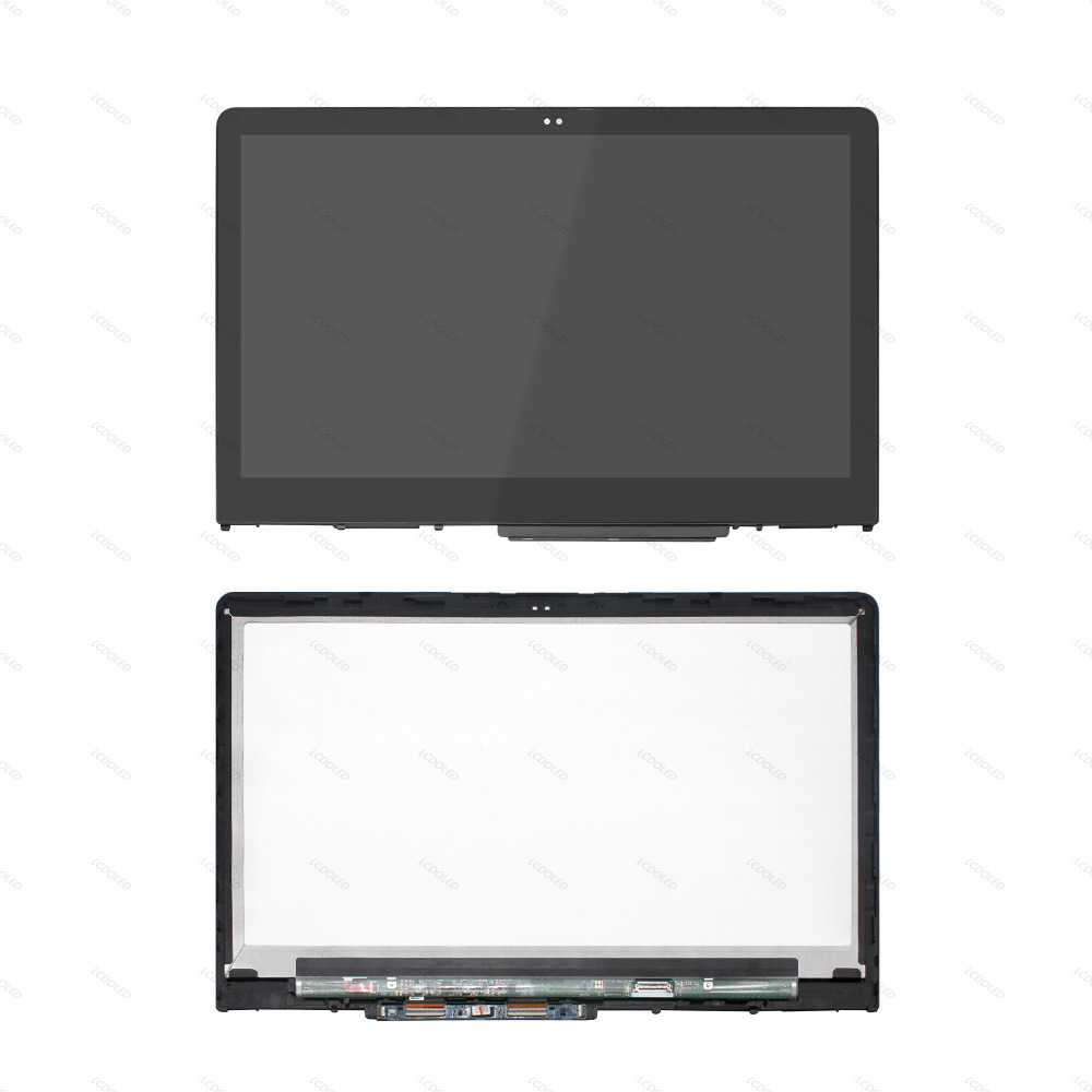 "Glass only New 15.6/"" Touch Glass with Digitizer For HP PAVILION X360 15-BR"