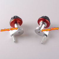 For Yamaha YZF R1 2007 2008 CNC Stator Cover Slider Frame Protector Crash 07 08, Aluminum Alloy, Red Color, Motor Spare Parts