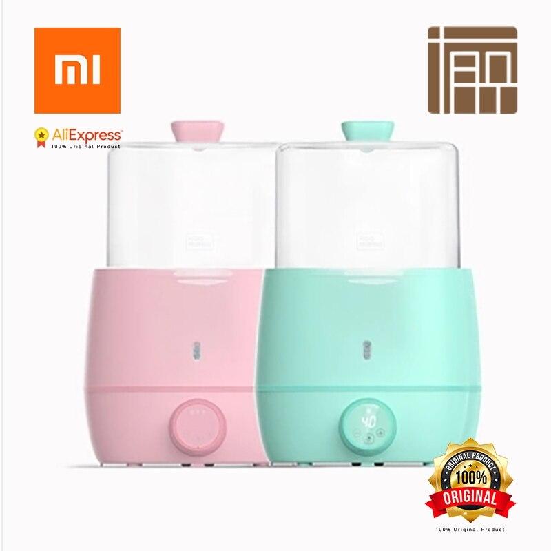 Xiaomi оригинальный коала мать Смарт двойной бутылки теплее 5 секунд мгновенное тепло, теплое молоко, простота дезинфекции