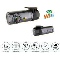 Car DVR Dash Camera 140 Degree Rear Viewing Angle Front USB Port In car Camera Reversing Parking for Android System