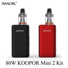 ชุดบุหรี่อิเล็กทรอนิกส์กล่องVapeสมัยบุหรี่อิเล็กทรอนิกส์Vaporizer SMOK KOOPORมินิ2กลอิเล็กทรอนิกส์มอระกู่SMOKเครื่องฉีดน้ำX1042