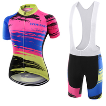 Breathable Cycling Set