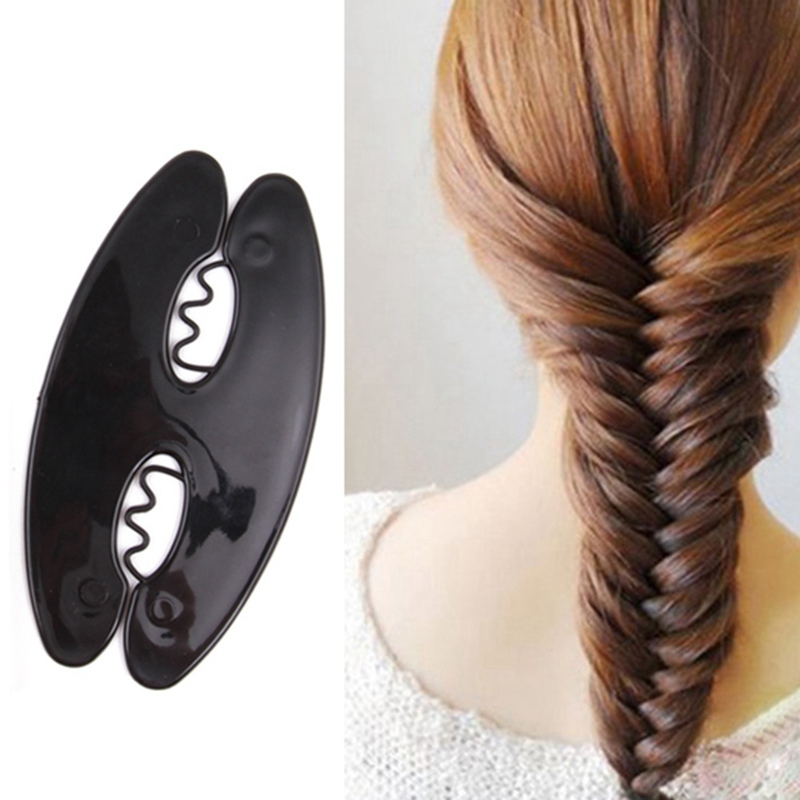 Magic French Hair Braiding Weave Braider Roller Twist Styling Maker DIY Hairstyling Accessories Salon Tool