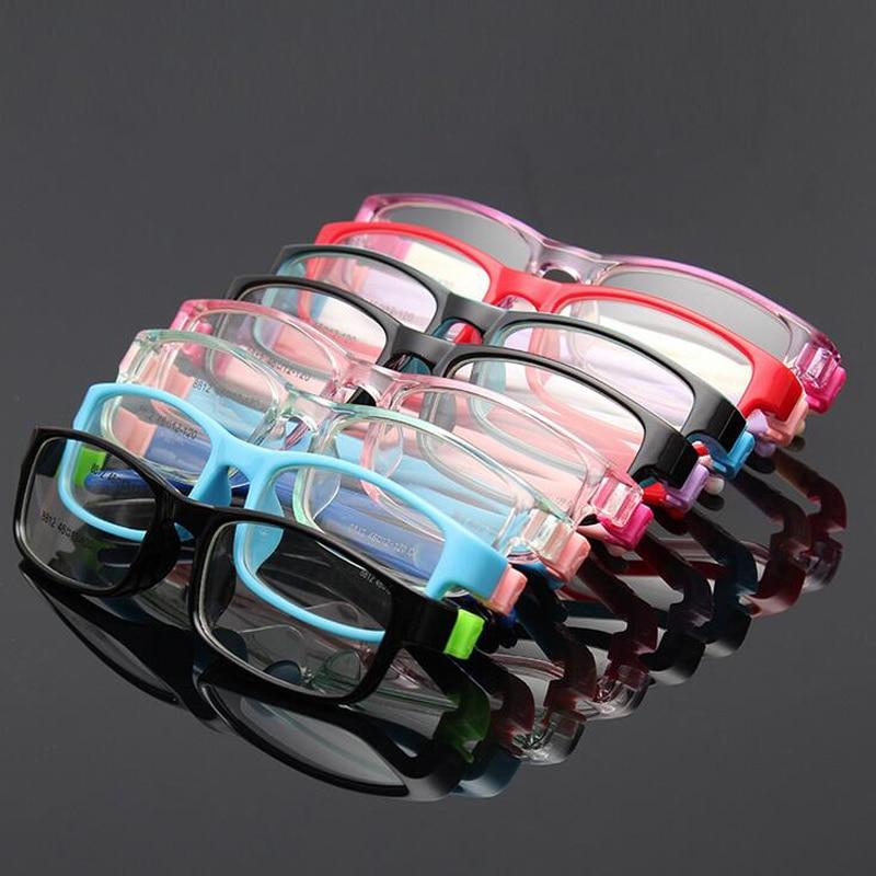 dee8e758b06 Kids Optical Eyeglasses super light square No Screw Bendable ...