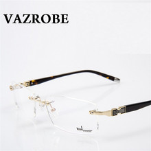 frameless diopter Vazrobe เลนส์แว่นตา