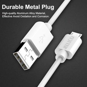 Image 5 - Jellico Micro USB Kabel 2A Schnelle Ladung USB Telefon Daten Kabel für Samsung Xiaomi Android USB Ladekabel Microusb Ladegerät kabel