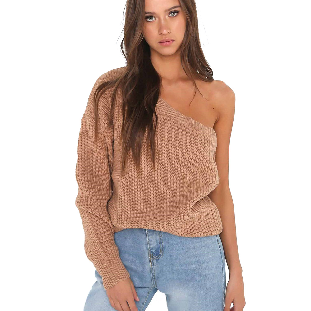 Popular Off One Shoulder Sweater-Buy Cheap Off One Shoulder ...