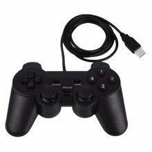 Control de Juego USB con cable de Juego Joypad Joystick para Pc Portátil