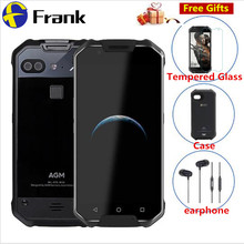 Original AGM X2 IP68 Waterproof Mobile Phone 5.5″FHD 6GB RAM 64GB ROM 6000mAh NFC Qualcomm MSM8976SG Octa Core Dual 12MP Camera