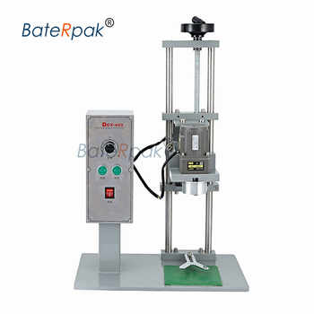 DDX-450 BateRpak electric desktop capping machine,Water bottle,round capping machine,bottle lid locking machine,220V optional - DISCOUNT ITEM  5% OFF All Category