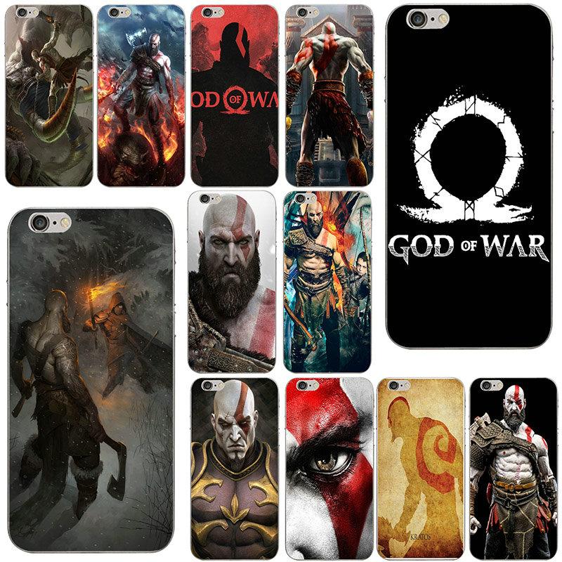 coque iphone 6 god of war