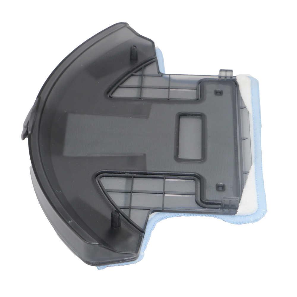 Пылесос часть оригинальный резервуар для воды CleanMate QQ6 робот-пылесос, новый бак для воды с 1 шт. коробки mop