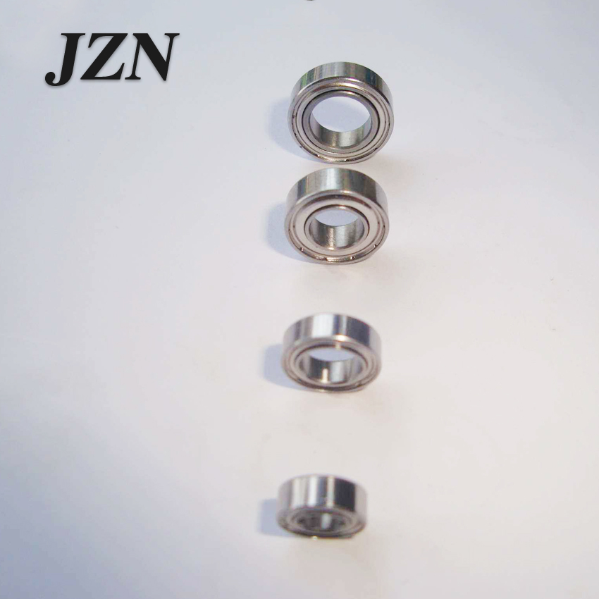 4x9x4mm Miniaturkugellager 618/4zz Emq Z3v3 Von Der Konsumierenden öFfentlichkeit Hoch Gelobt Und GeschäTzt Zu Werden 100 StÜcke 684zz Abec-5