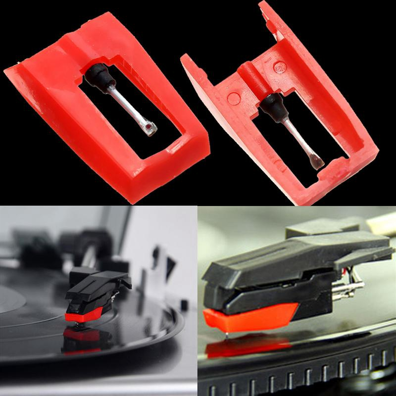 Turntable Diamond Stylus For Phonograph Turntable Vinil Lp Gramophone Record Needles Accessories Stylus in Turntables from Consumer Electronics