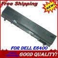 6 celular bateria do portátil para Dell Latitude E6400 E6500 E6510 M2400 M4400 M4500 E6410 312 - 0917 GU715 C719R RG049 U844G TX283 0RG049