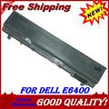 JIGU Laptop Battery For Dell Latitude E6400 E6500 E6510 M2400 M4400 M4500 E6410 312-0917 GU715 C719R RG049 U844G TX283 0RG049