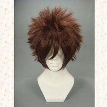 Аниме Цифровой Монстр дигимон Приключения Косплей Таити Ягами парик волосы синтетический костюм парики+ парик Кепка