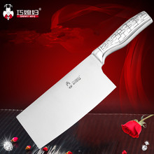 Free Shipping SMART WIFE Stainless Steel Kitchen Multifunctional Slicing Knife Chef Cut Meat Knives Handmade Household Cleaver