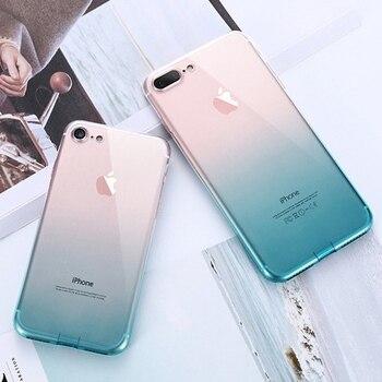 Gradient phone cases