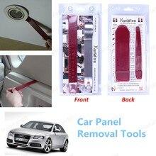 4pcs Car Audio Door Clip Panel Trim Dash Auto Radio Removal Pry Tool Set  Car Panel Removal Tool Auto Repair Tool Set