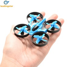 LeadingStar  H36 RC Quadcopter Mini Drone 2.4G 6-Axis Gyro 4 Channels LED One Key Return RC Helicopters Dron JJRC zk25